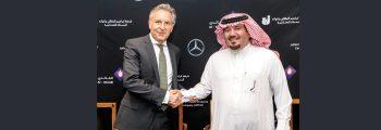 Biggest Mercedes order